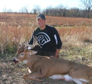 """Elvis"" a 183 inch Whitetail 3"