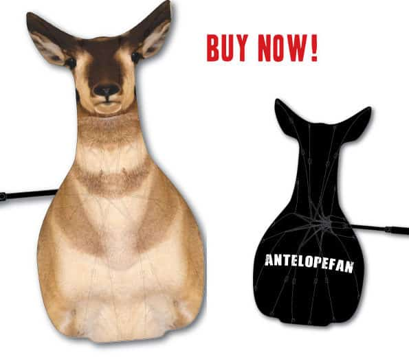 Buy the AntelopeFan Now $119.99! 1