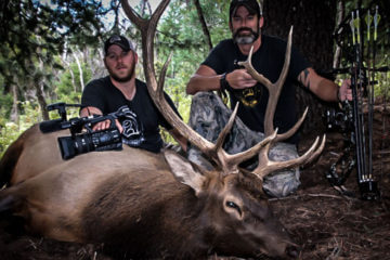 Filming A New Mexico Elk Hunt 5